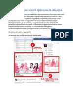 Cara Tingkatkan 16 Juta Pengguna Fb Malaysia