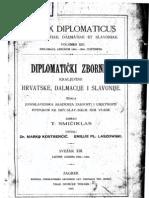 T Smiciklas Codex Diplomaticus Sv 13