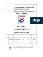 02. 6261_HVAC_Engg Specs for Pressurization & Ventilation Plant _AA-320