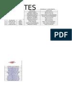 Actividad Unidad 6 Excel