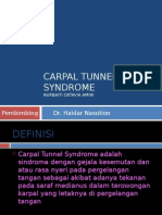268313388 Carpal Tunnel Syndrome