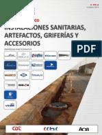 09 Compendio Instalaciones Sanitarias Artefactos Griferias y Accesorios