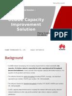 UMTS UL&DL Capacity Improvement Solution V1R2.0-LAST