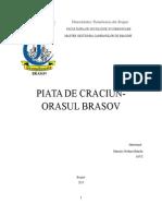 Piata de Craciun Brasov