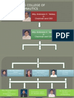 PATTS Organizational Chart