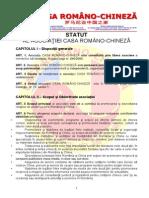 Identitate Statutul Crc