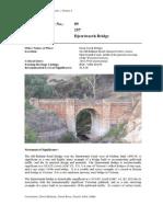 Djerriwarrh_Bridge Study Statement