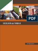Sociología del trabajo- Pablo Guerra