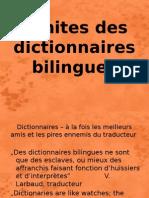 Limites Des Dictionnaires Bilingues (33)