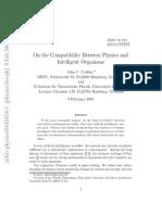 La compatibilidad entre inteligencia y física (John C. Collins)