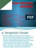 PP GENDER