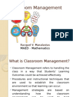 classroommanagementi-120408050025-phpapp02