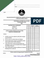Spm Trial 2011 Addmath Qa Kelantan