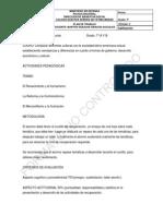 PLAN DE TRABAJO DE SOCIALES SÉPTIMO GRADO