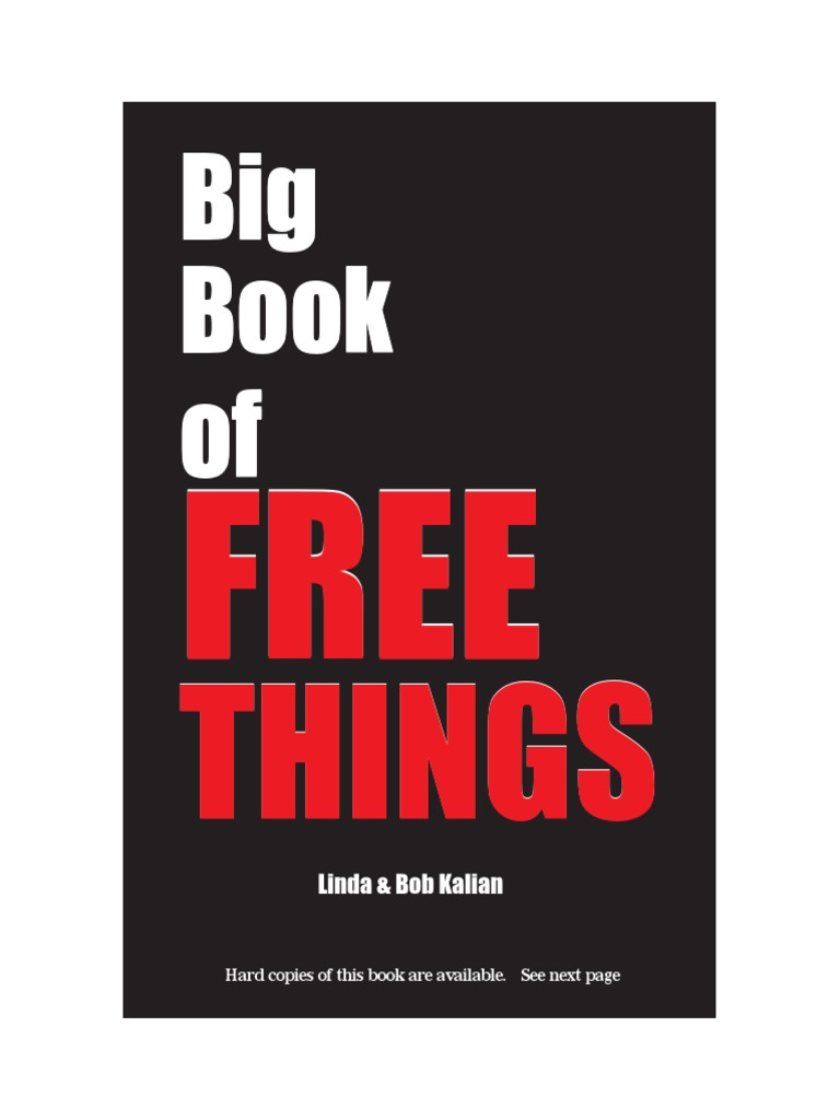 da35fa94 Big Book of Free Things | Mutual Funds | Investing