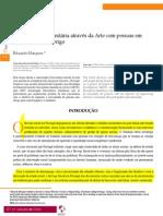 Texto 3 Marques, E. (2013). Intervenção Comunitária Através Da Arte Com Pessoas Em Situação de Sem- Abrigo-1