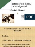 Efectul Mozart