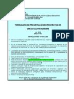 Formulario de Presentacion de Proyectos_2015