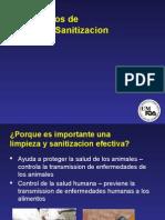 2.2 Cleaning and Sanitation Basics Esp