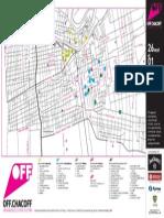 Mapa de Galerias Del Sector Jose Manuel Infante (Off.Chacoff, 2012)