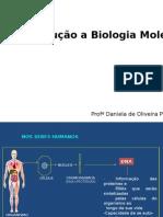 Introducao a Biologia Molecular