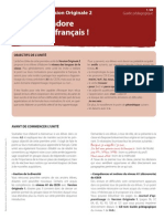 Version Originale 2 Guide Pedagogique