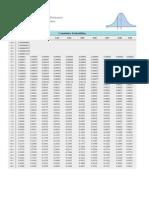 2012 Basic Business Statistics 12e Berenson Tables