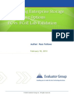 Brocade Evaluator Group Fc vs Fcoe Rt