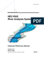HEC-RAS Reference Manual