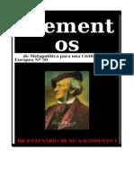 Elementos Nº 50. Wagner i