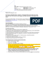 Syllabus SJC GOVT 2305 OL Sum 10wk 2015