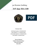 Resume Isa 315 330