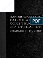 Handbook of Ship Calculations, Construction and Operation