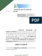 Amicus Curiae Adin 3800