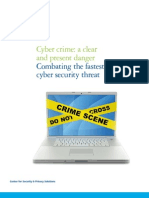 Deloitte - Cyber Crime - 2010