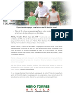 30-05-2015 Espectacular Apoyo en El Cierre Del III Distrito Local