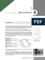 3° Capítulo - Movimiento