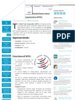 Important Points you should know about World Trade Organization (WTO) _ Gr8AmbitionZ.pdf