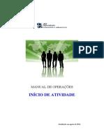 Manual Inicio Atividade PF