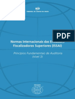 Normas Internacionais Das Entidades Fiscalizadoras Superiores