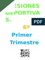 Lesiones Deportivas.