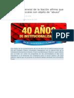 Noticias - Contaduria Gral RESPECTO A LAS NIIF
