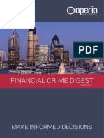 FINANCIAL CRIME DIGEST March 2015