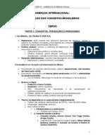 Inserção Internacional Formação Dos Conceitos Brasileiros