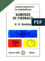 Vorobiov, N.N. Números de Fibonacci