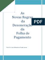 Apostila Curso Desoneração Da Folha -DOmann Contabilidade