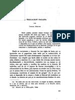 La Tentacion Pagana - Thomas Molnar