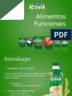 Seminário de Alimentos Funcionais