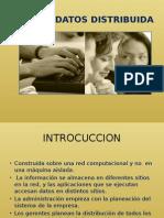 Base de Datos Distribuida (1)