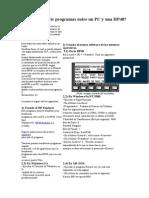 Cómo Transferir Programas Entre Un PC y Una HP48